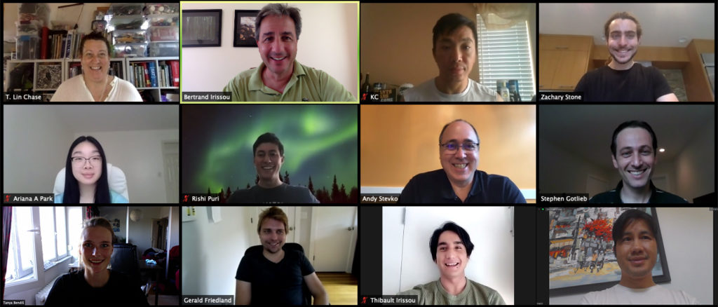 Brainome Team elevating the practice of machine learning
